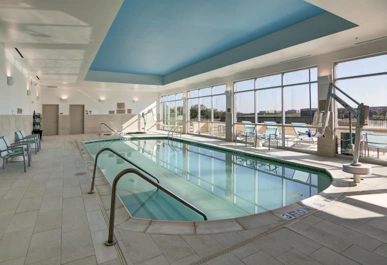 Springhill Suites Dallas Plano/frisco, Plano, Urheilutilat