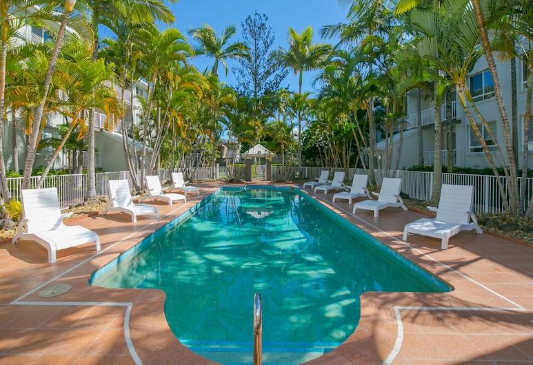 Bay Lodge Apartments, Surfers Paradise