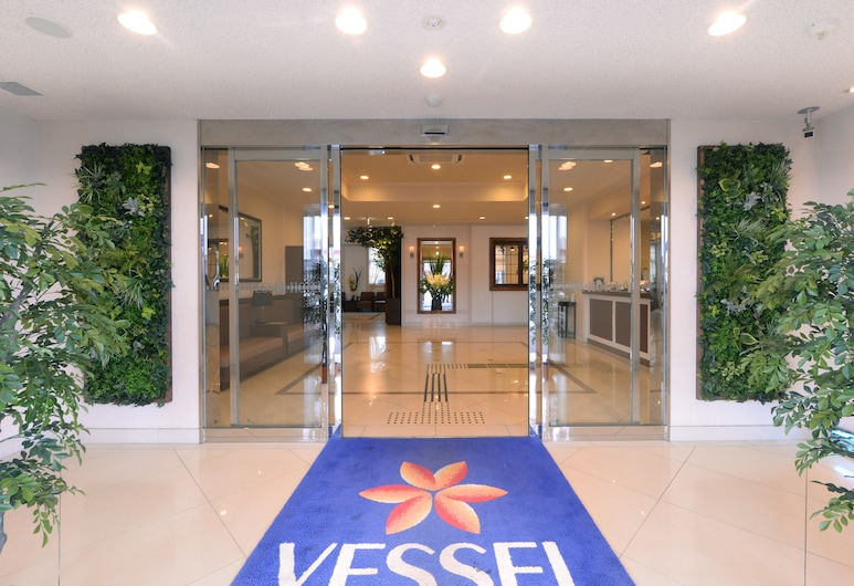 Vessel Hotel Miyakonojo, Miyakonojo, Interijer – ulaz