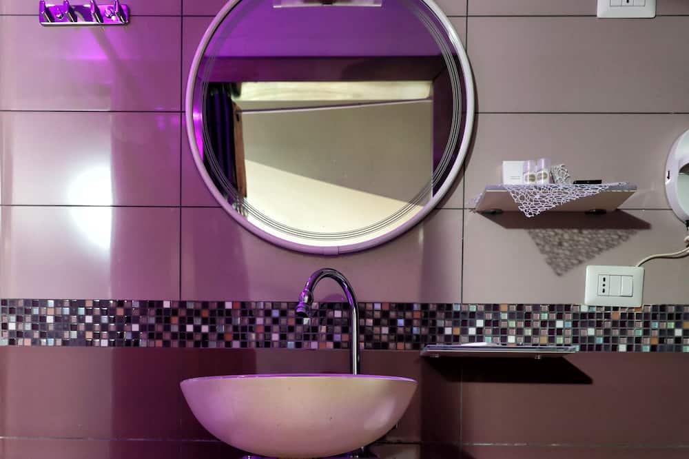 Suite junior - Cuarto de baño