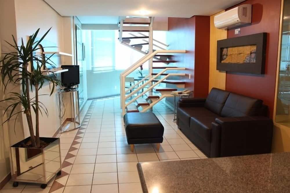 Premium Room (Duplex) - Living Area
