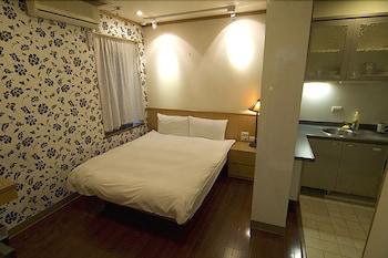 Foto van Jimmy's Apartments in Taipei