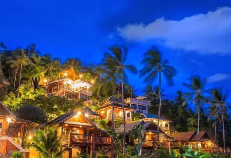 蘭錫拉山渡假村, 蘇梅島, 陽台