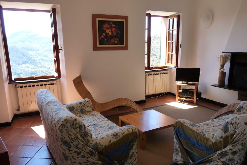 Apartment (2 floors) - Wohnbereich
