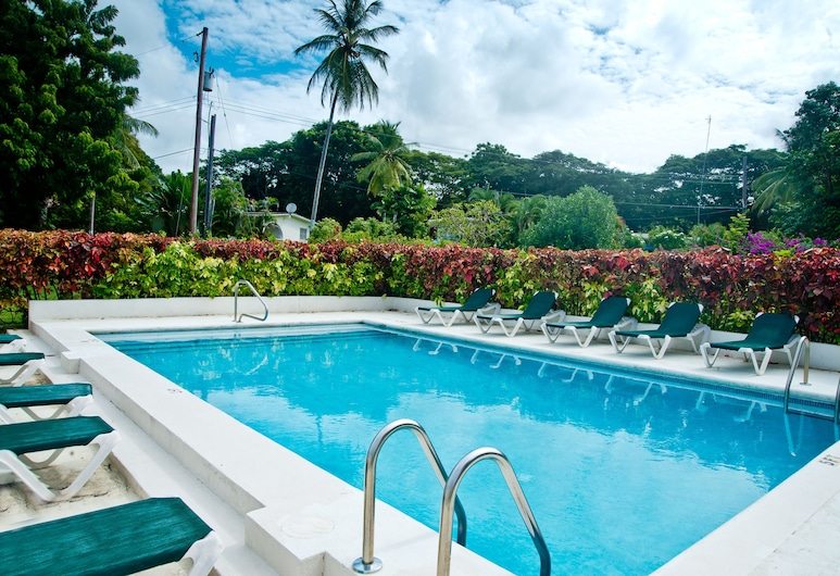 Regent Apartments, Holetown, Outdoor Pool