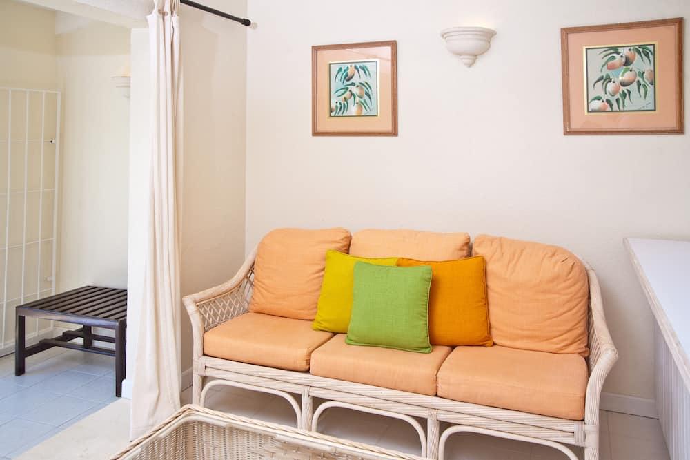 Apartamento, 1 dormitorio - Sala de estar