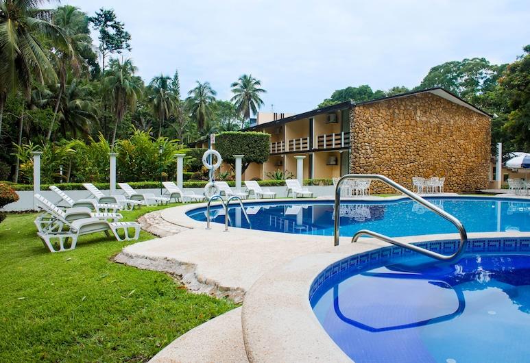 Hotel Nututun Palenque, Palenque