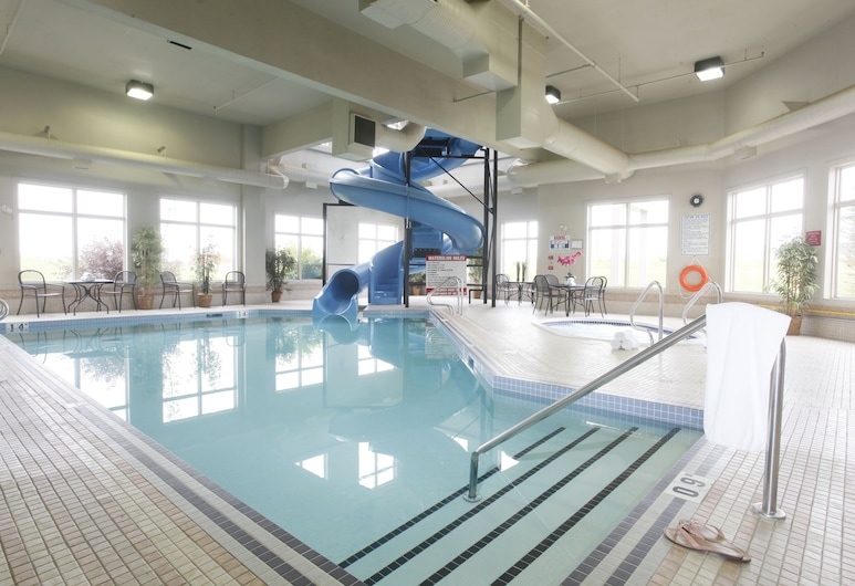 Stonebridge Hotel Dawson Creek, Dawson Creek, Indoor Pool