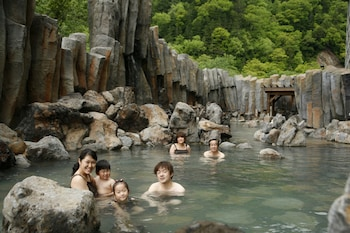 Bild vom Sounkyo Kanko Hotel in Kamikawa