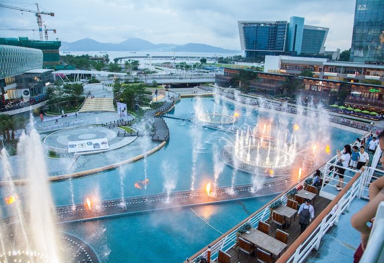 Cruise Business hotel, Shenzhen, Suihkulähde
