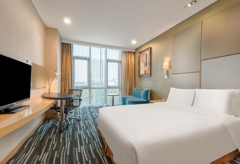 Holiday Inn Express Beijing Yizhuang, Beijing, Standard Room, 1 Queen Bed, Guest Room