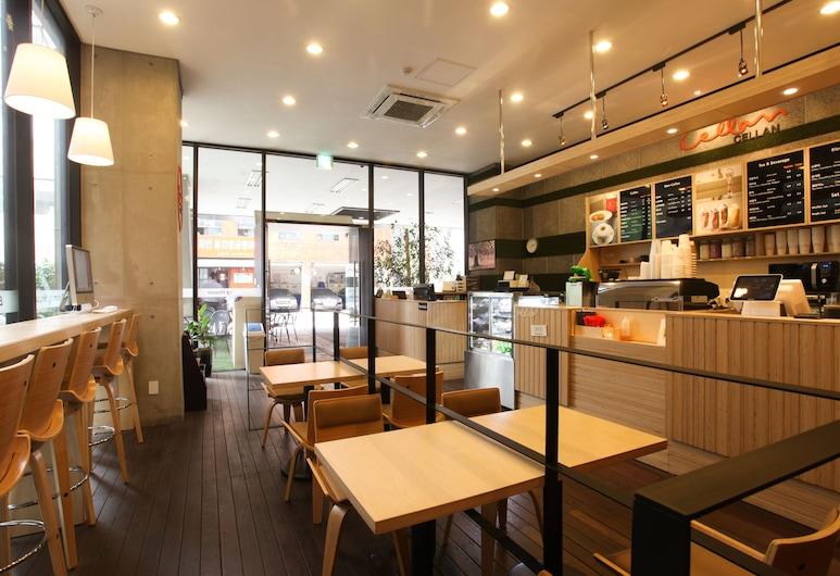 花團錦簇樓公寓, 首爾, 大廳休息區