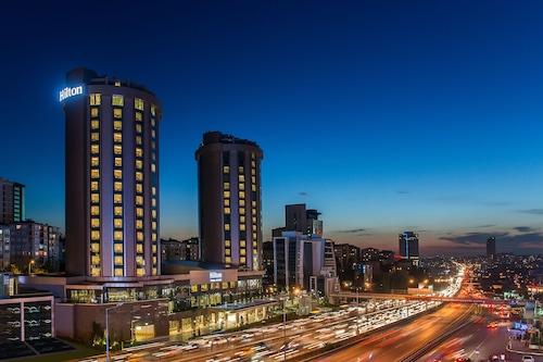 伊斯坦堡哥斯雅塔基希爾頓飯店/