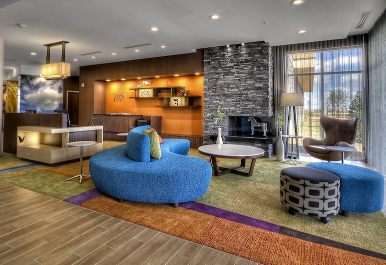 Fairfield Inn & Suites Oklahoma City Yukon, Юкон