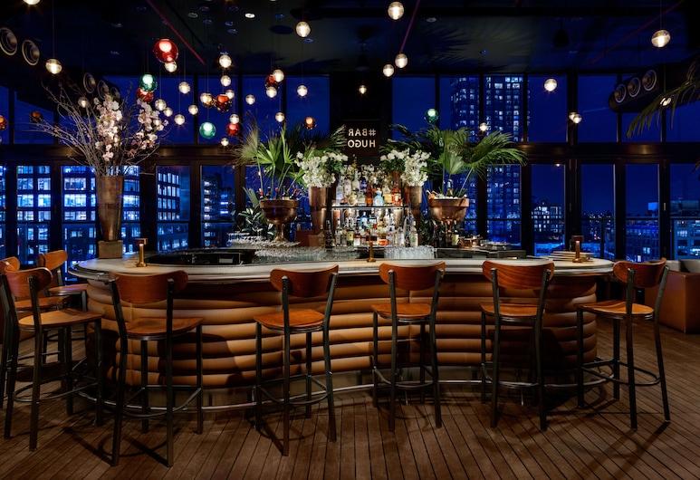 Hotel Hugo, New York, Bar de l'hôtel