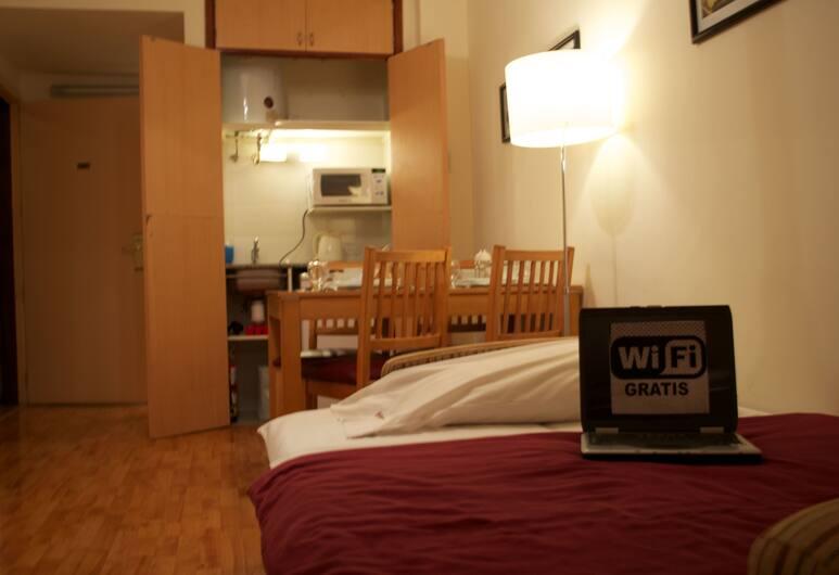 Apart San Diego Recoleta, Buenos Aires, Dreibettzimmer, Zimmer