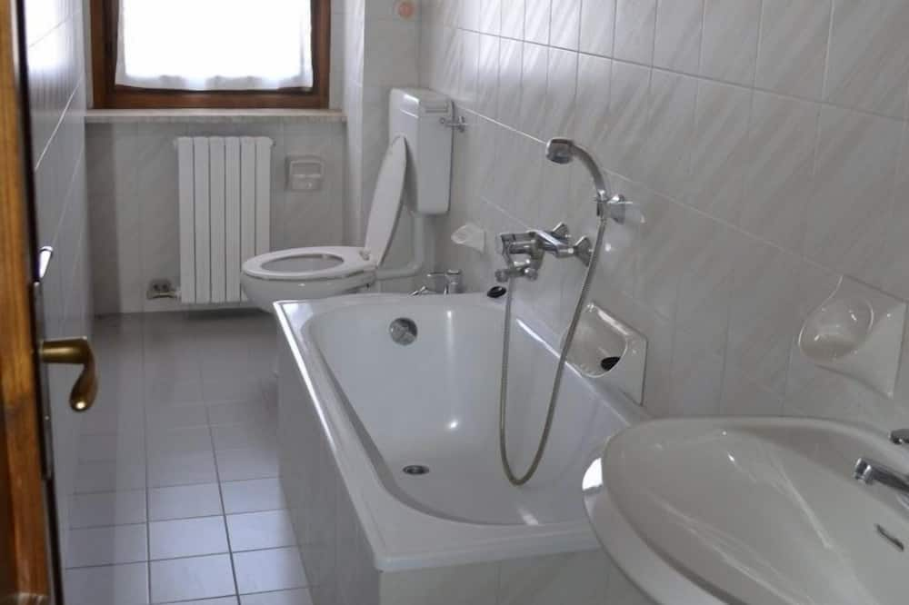 Habitación individual - Cuarto de baño
