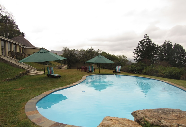 Emafini Country Lodge, Mbabane, Outdoor Pool