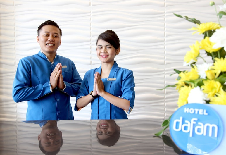 Hotel Dafam Fortuna Malioboro Yogyakarta, Yogyakarta
