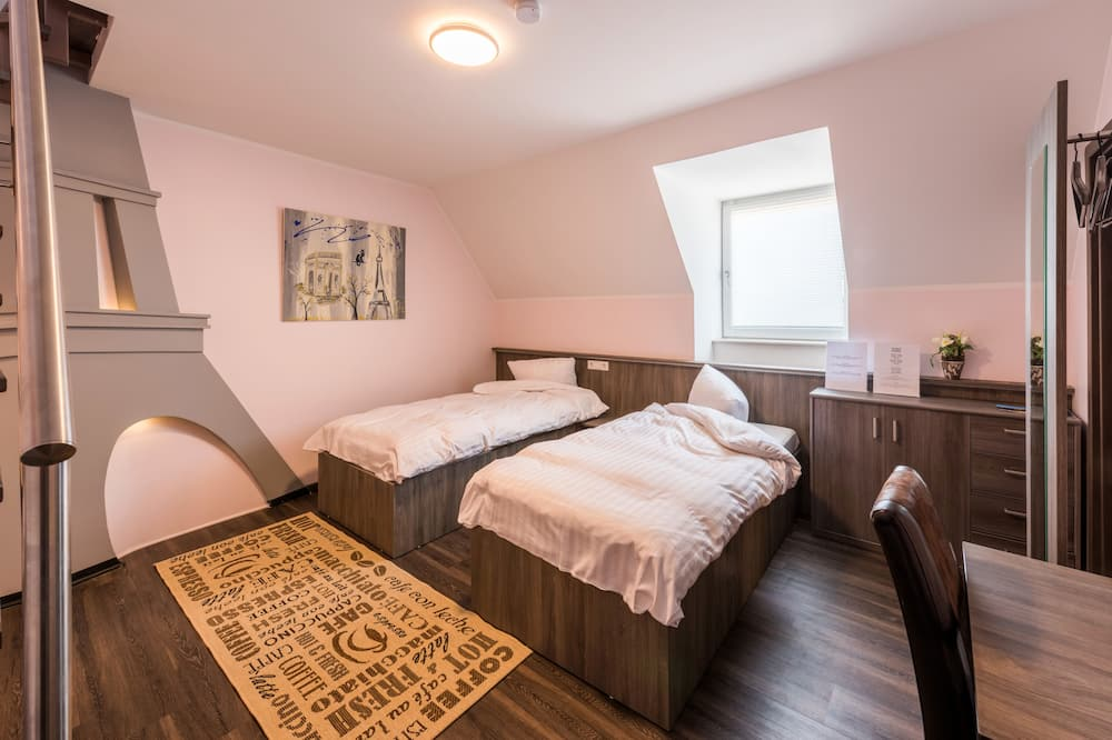 Driepersoonskamer - Woonruimte