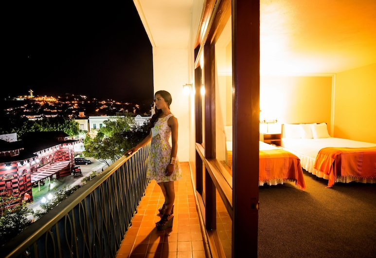 Meliá Century Hotel Ponce, Ponce, Room, Balcony