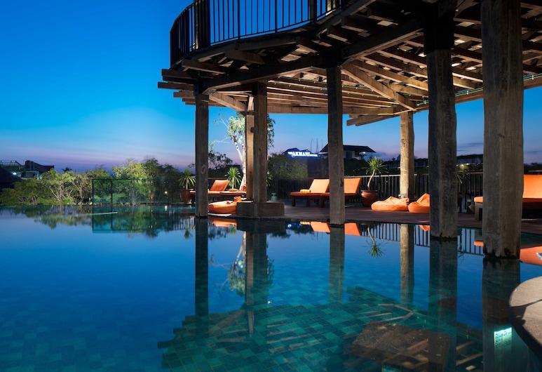Sun Island Hotel & Spa Legian, Legian, Outdoor Pool