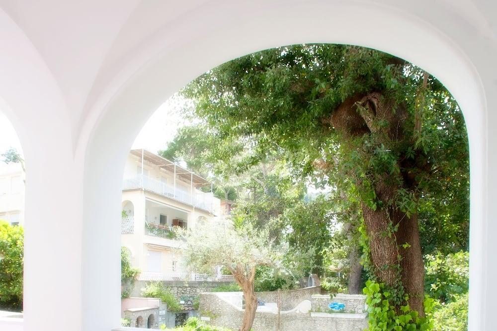 Habitación Confort doble, 1 cama de matrimonio, balcón - Balcón