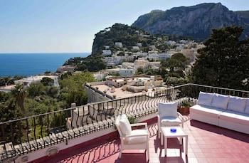 Last minute-tilbud i Capri