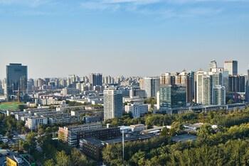 北京、クラウンプラザ 北京 リド (北京麗都皇冠假日酒店)の写真