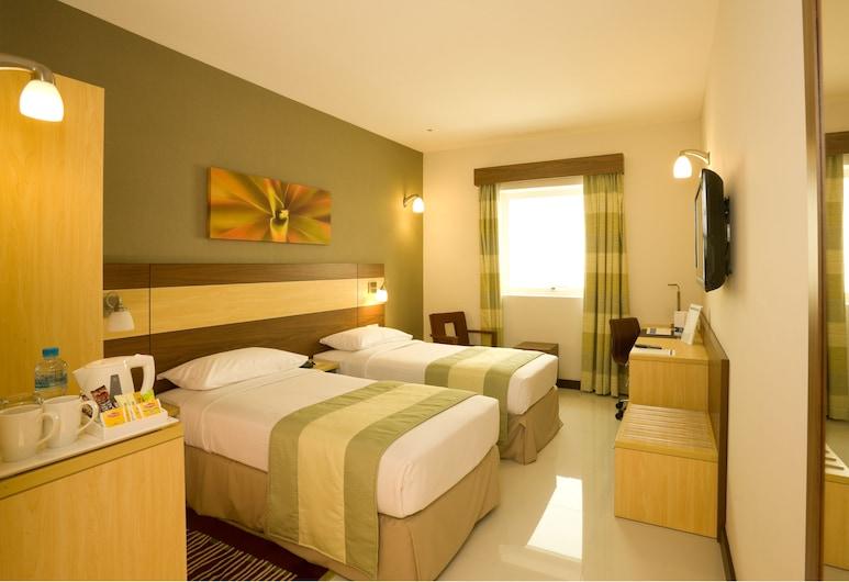 Citymax Hotel Sharjah, שארג'ה, חדר זוגי, חדר אורחים