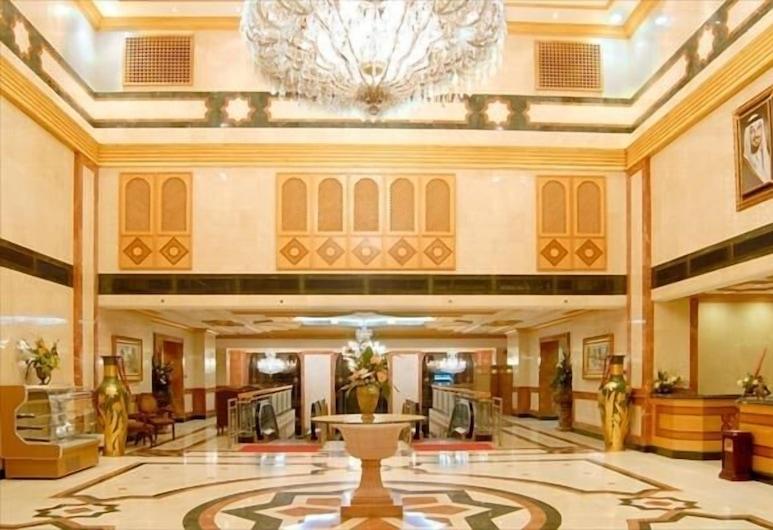Al Haram Hotel- By Al Rawda, Medina, Lobby