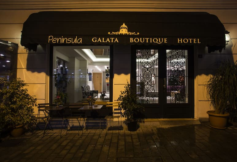 Peninsula Galata Boutique Hotel, Istanbul, Hotellinngang
