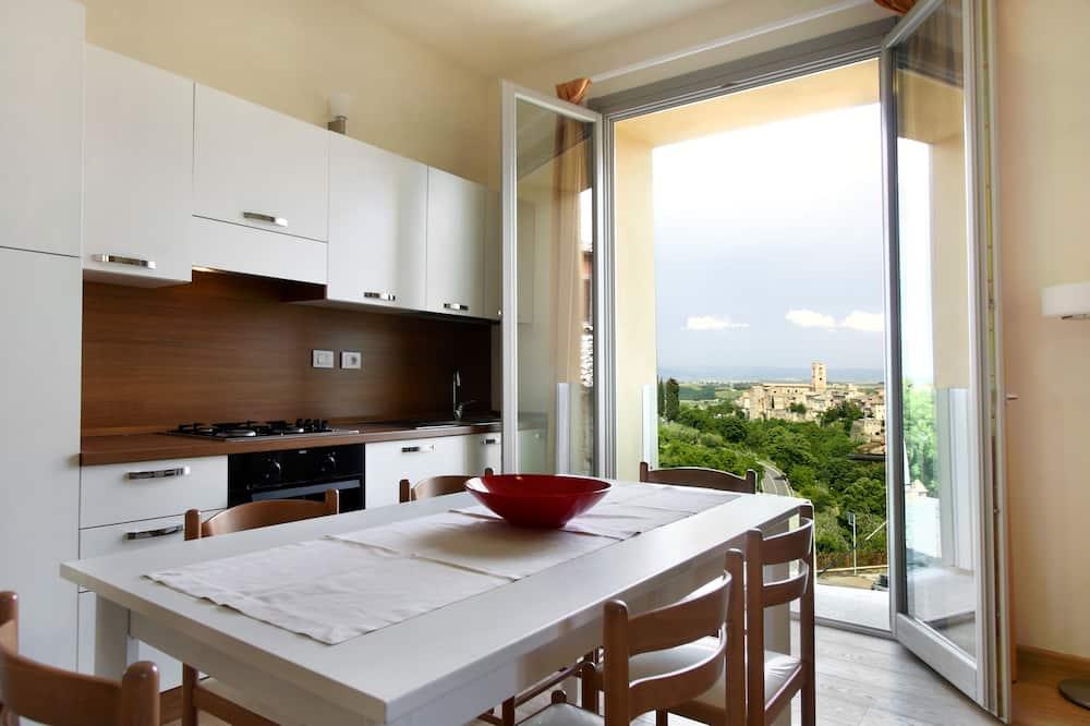 Appartement, 2 chambres (3 people) - Coin séjour