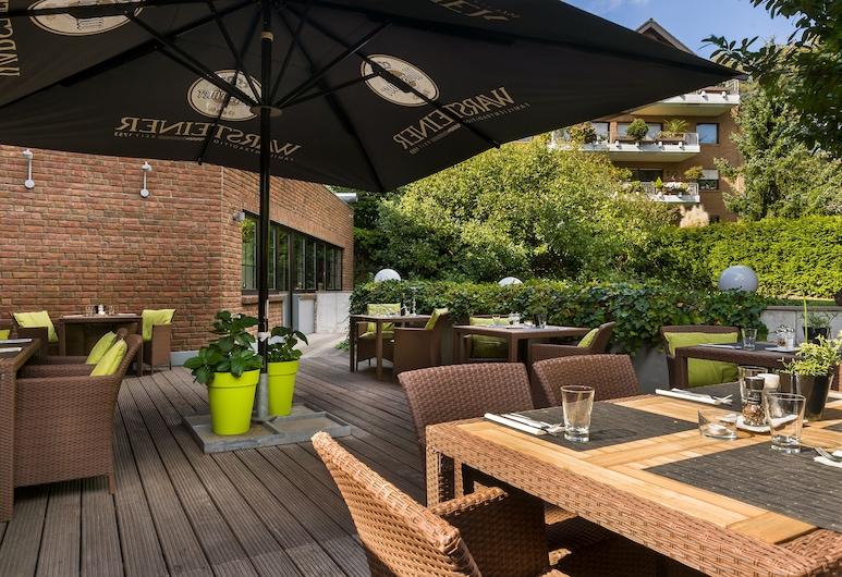 freiRaum stattHotel , Моенхенгладбах, Ресторан під відкритим небом