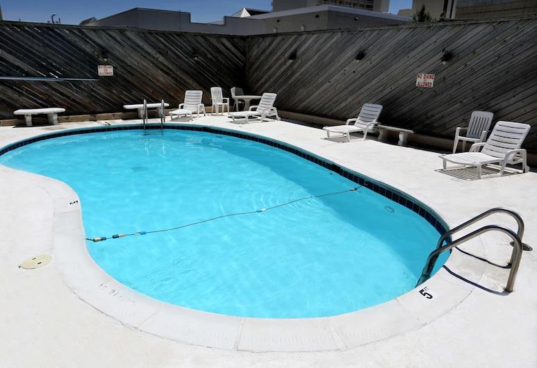 Blue Marlin Inn & Suites, Virginia Beach, Outdoor Pool
