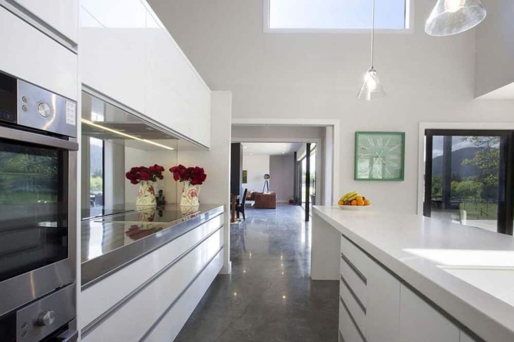 Suite monolocale Deluxe - Cucina in comune