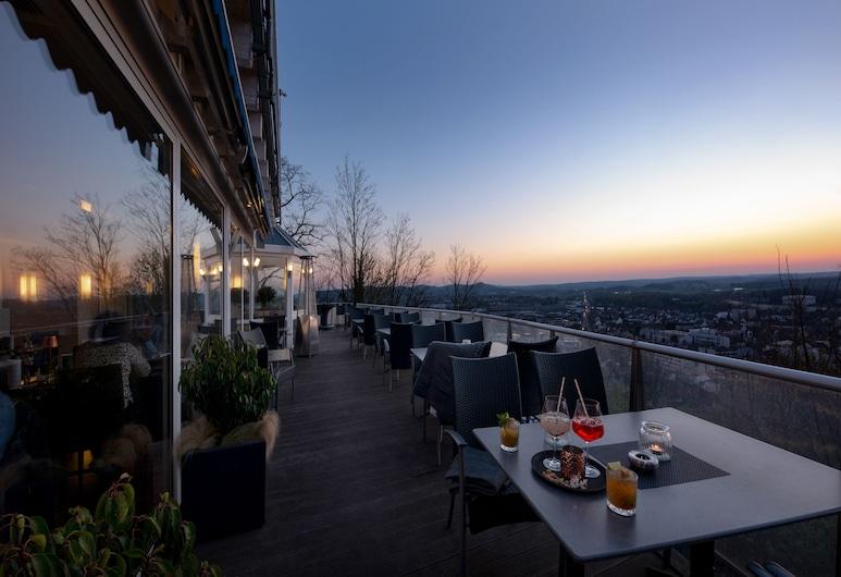 Schlossberg Hotel Homburg, Homburg, Terrace/Patio