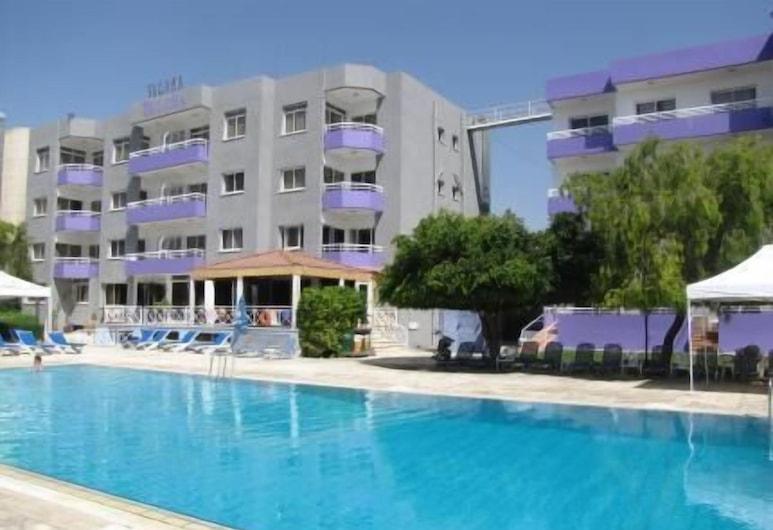 Valana Hotel Apartments, Limassol, Svømmebasseng