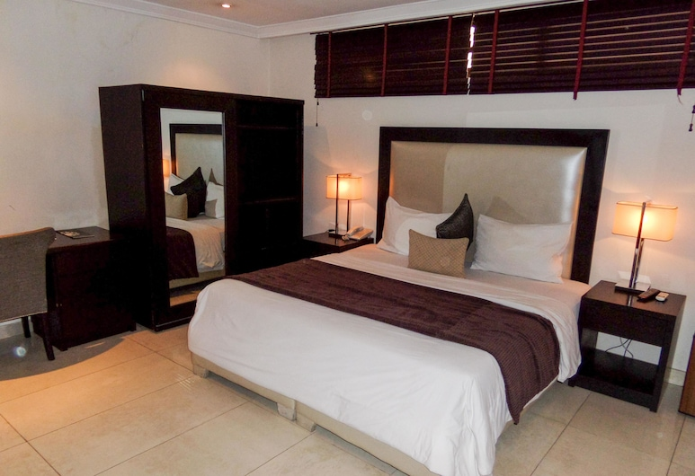 S&S Hotels and Suites, Lagos, Izba typu Executive, Hosťovská izba