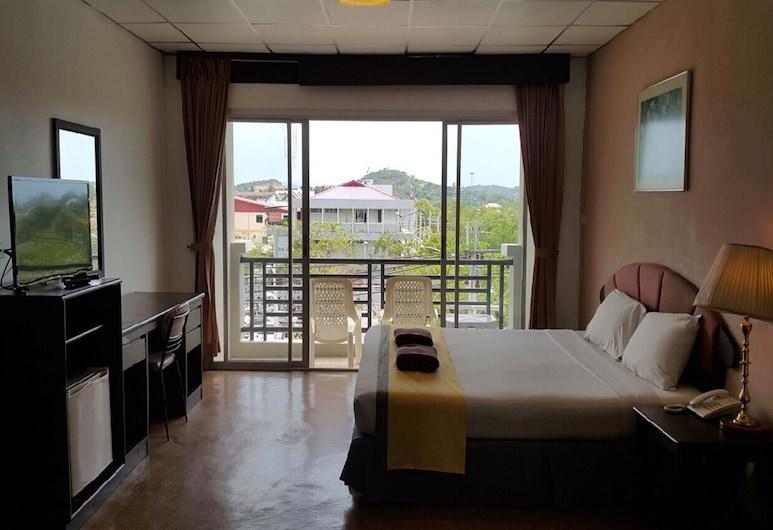 蘇美島蘭花居旅館, 蘇梅島, Deluxe Courtyard, 客房景觀