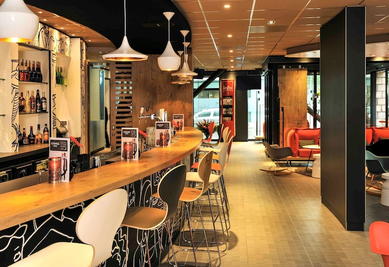 Ibis Rotterdam City Centre, Rotterdam, Bar de l'hôtel