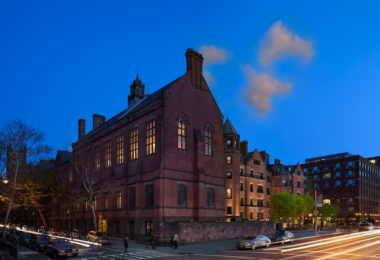 The High Line Hotel, New York, Hotel Front – Evening/Night