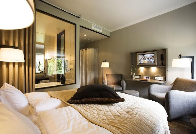 Ulfsunda Slott, Bromma, Pokój z 2 pojedynczymi łóżkami typu Superior, Pokój