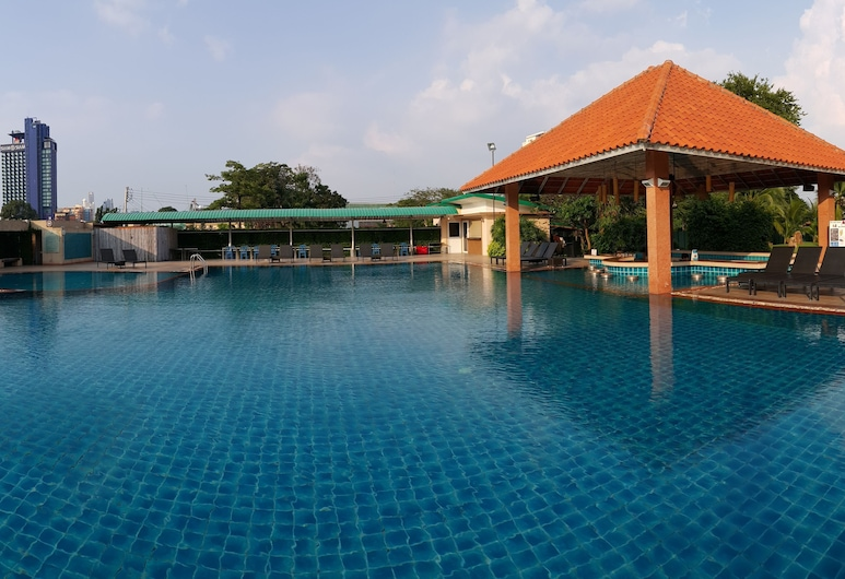 The Leela Resort & Spa Pattaya, Pattaya, Medence