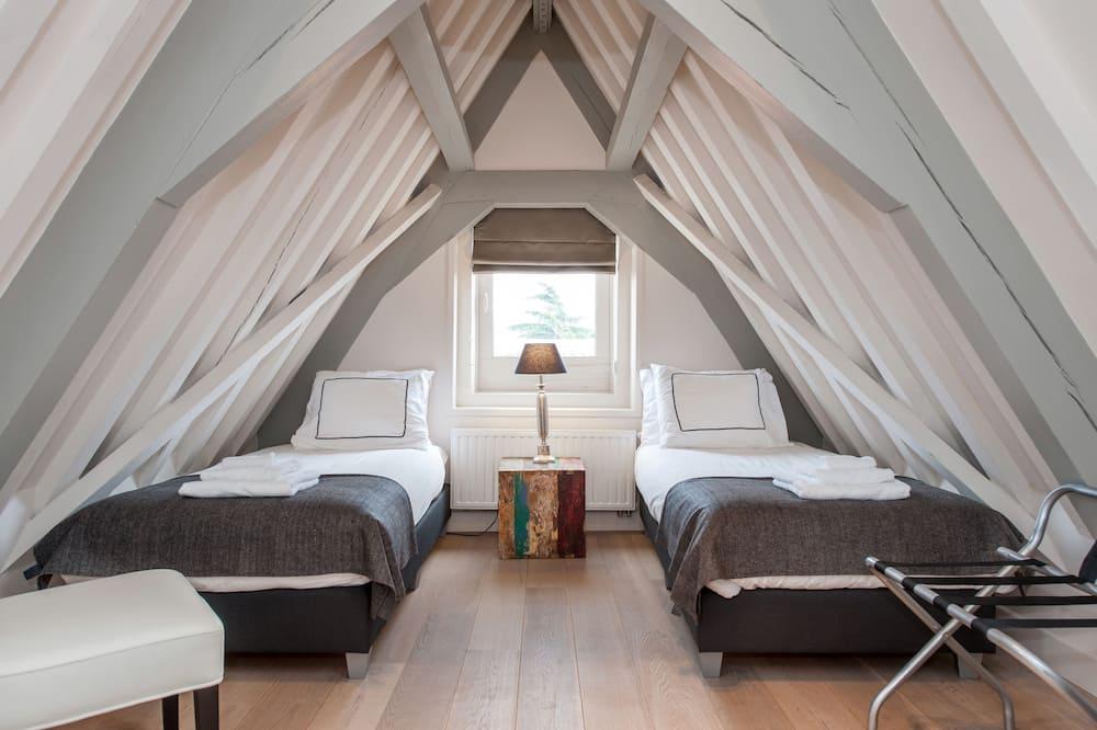 Apartmán, 2 spálne, výhľad na kanál - Izba