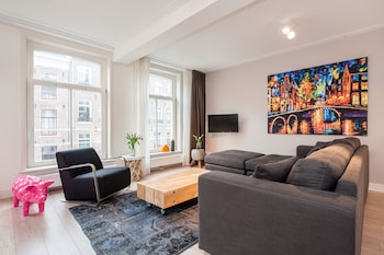 Fotografia hotela (Cityden Rijksmuseum Serviced Apartments) v meste Amsterdam