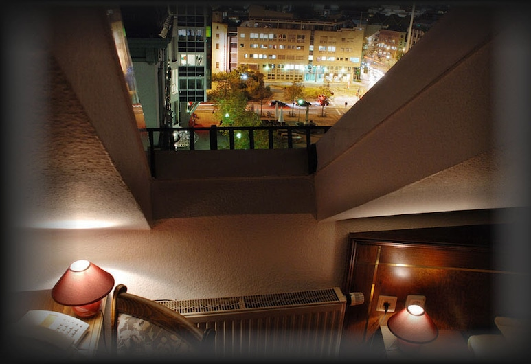 Hotel am Wilhelmsplatz, Στουτγκάρδη, Θέα από το ξενοδοχείο