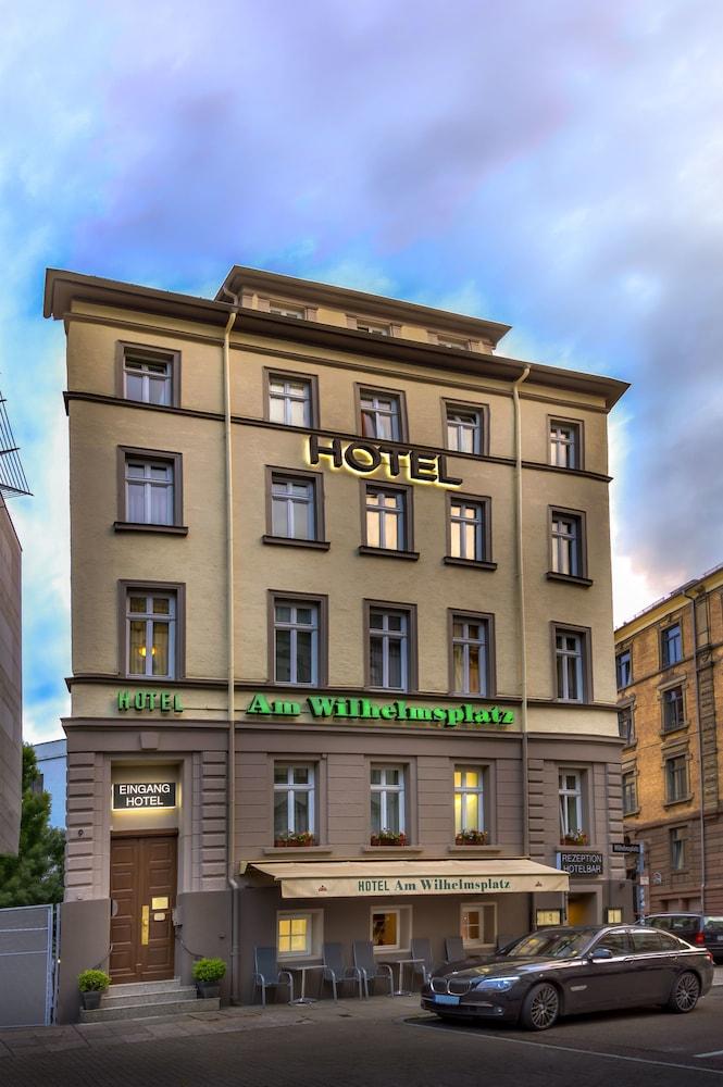Hotel Am Wilhelmsplatz Stuttgart