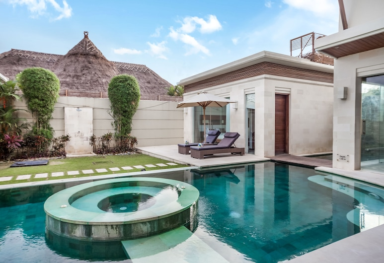 K Villas by Premier Hospitality Asia, Seminyak, Piscina externa