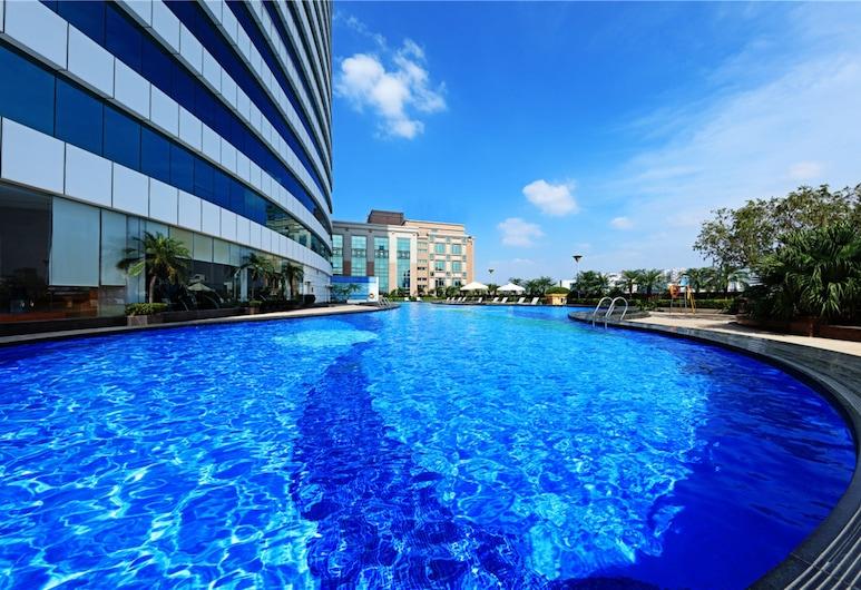 HJ International Hotel, Dongguan, Outdoor Pool